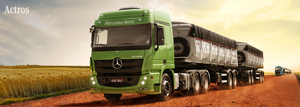 Actros 2017