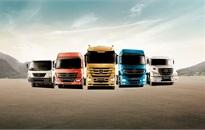 Divesa e Vitória Diesel demonstram a clientes as vantagens da nova linha de caminhões  Mercedes-Benz f2bde5f4768f0