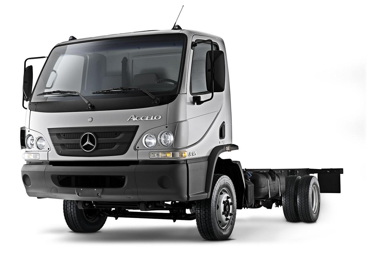 Accelo Mercedes Benz